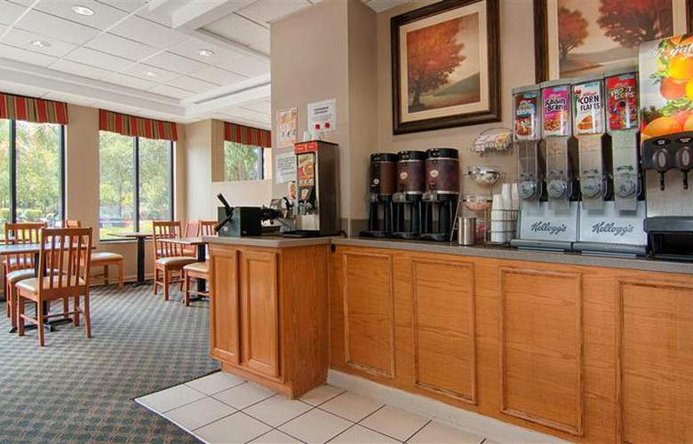 Best Western Palm Coast - Restaurant - 33