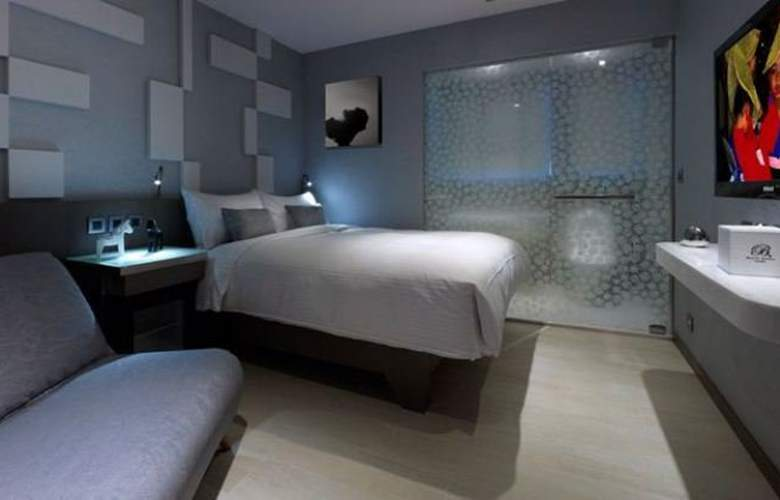 Beauty Hotels Taipei - Hotel B6 - Room - 3