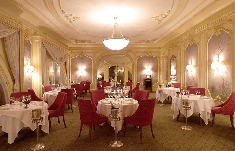 Waldorf Astoria Edinburgh - The Caledonian - Restaurant - 7