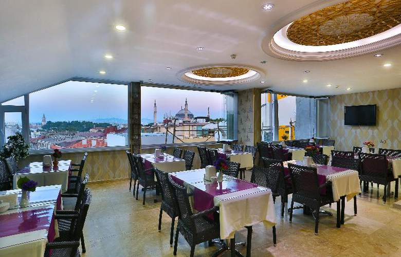 Ayasultan Boutique Hotel - Restaurant - 27
