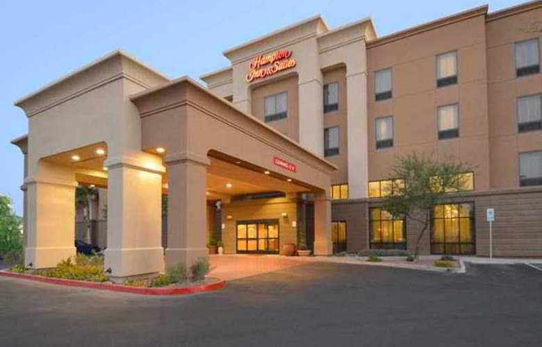 Hampton Inn and Suites Airport - General - 1
