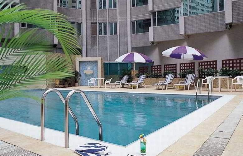 Grandview Hotel Macau - Pool - 5