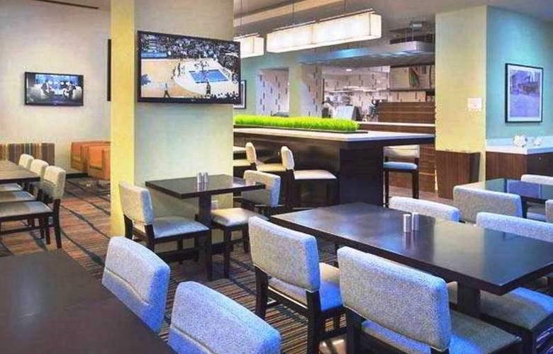 Courtyard By Marriott Manhattan Chelsea - Restaurant - 4