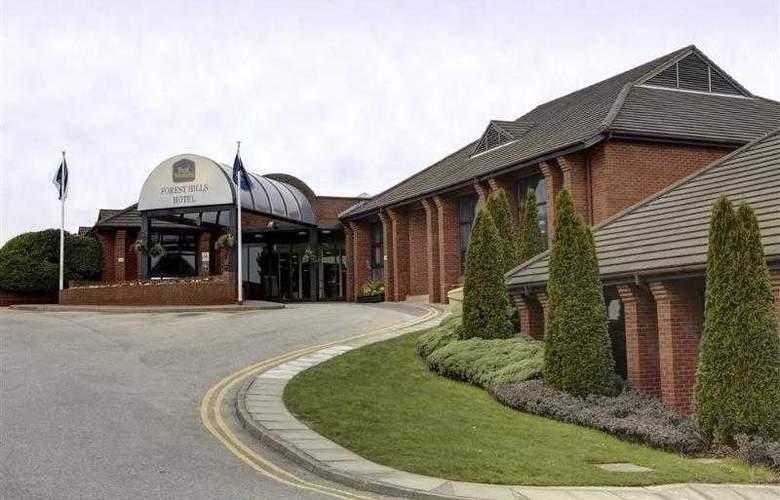 Best Western Forest Hills Hotel - Hotel - 256