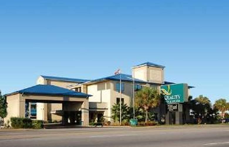 Quality Inn & Suites Ft. Jackson Maingate - Hotel - 0