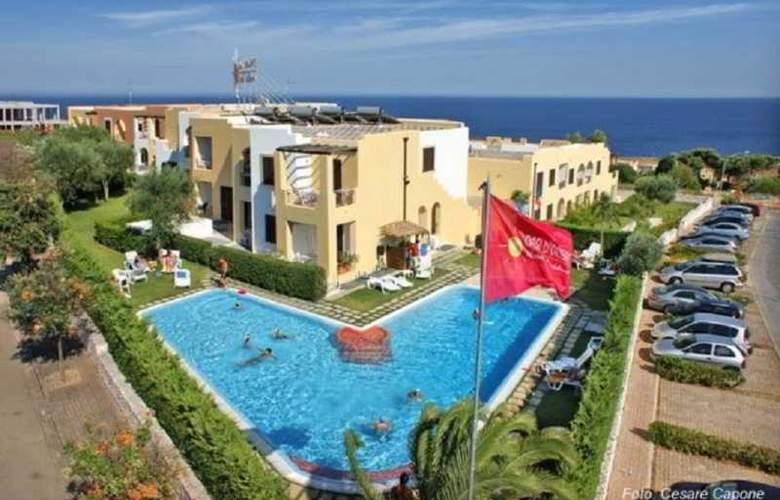 Oasi D'oriente Hotel Residence - Pool - 3
