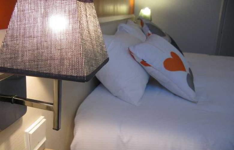 INTER-HOTEL LYON NORD - Room - 6