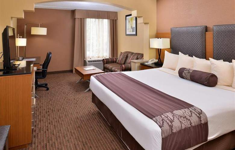 Best Western Plus Windsor Suites - Room - 29