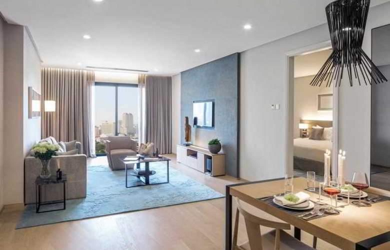 Fraser Residence Kuala Lumpur - Room - 4
