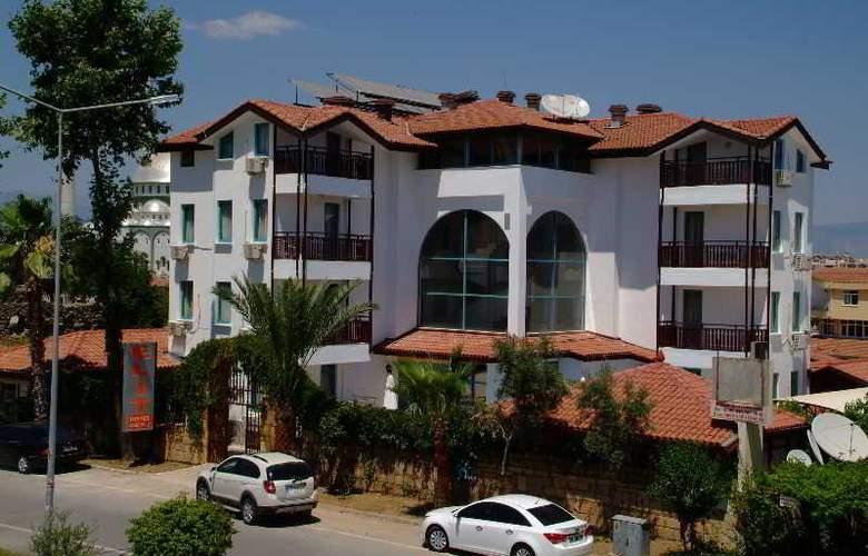 Elit Garden Apart Hotel - Hotel - 0