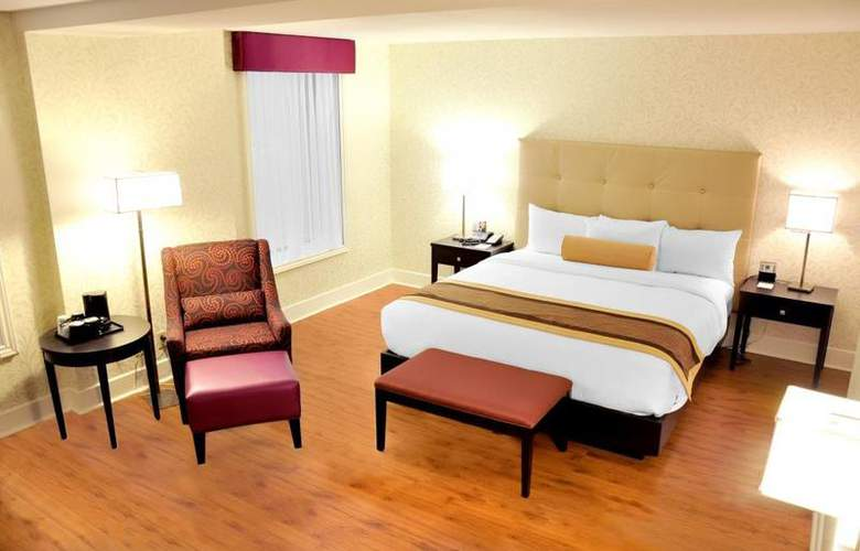 Best Western Plus Montreal Downtown Hotel Europa - Room - 49
