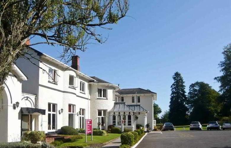Mercure Brandon Hall Hotel & Spa - Hotel - 14