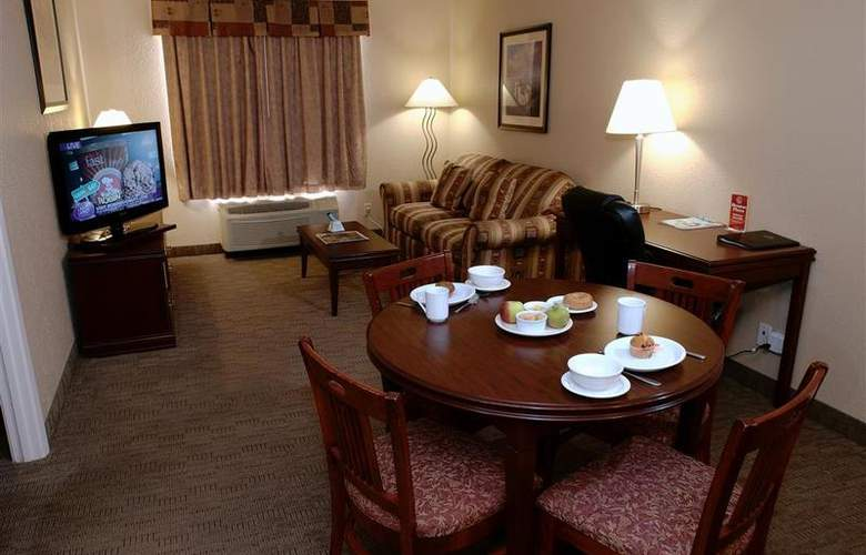 Best Western Pembina Inn & Suites - Room - 139