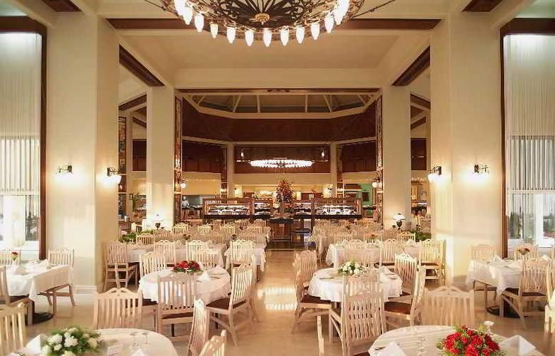 Sentido Perissia - Restaurant - 11
