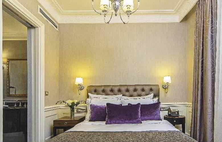 Meroddi Bagdatliyan Hotel - Room - 5