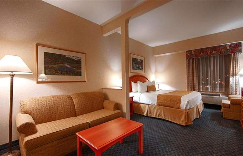 Best Western Plus Executive Inn Scarborough - Room - 129