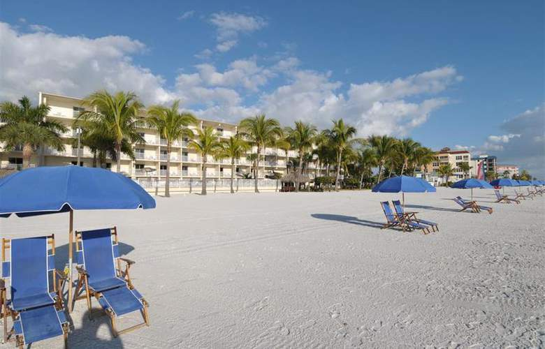 Best Western Plus Beach Resort - Beach - 293