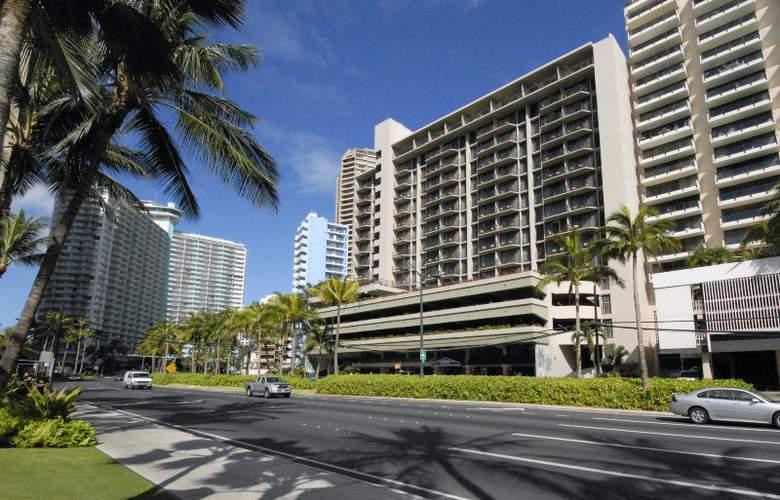 Aqua Palms Waikiki - Hotel - 0