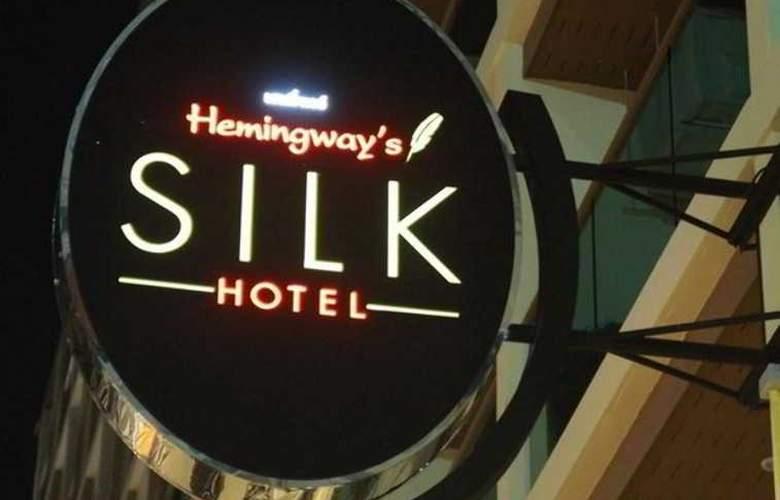 Hemingway's Silk Hotel - Hotel - 0