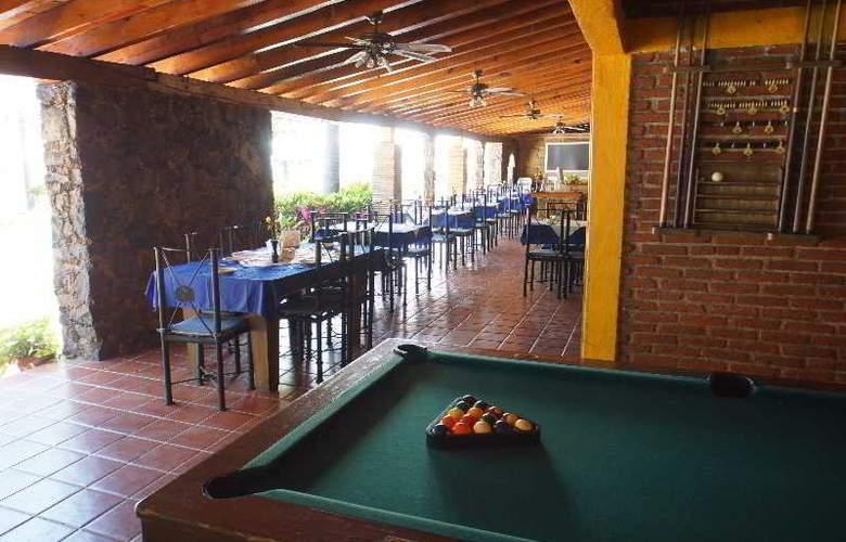Parador de Manolos Temixco - Restaurant - 11