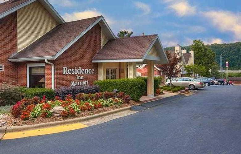 Residence Inn Charlotte South at I-77/Tyvola Road - Hotel - 12