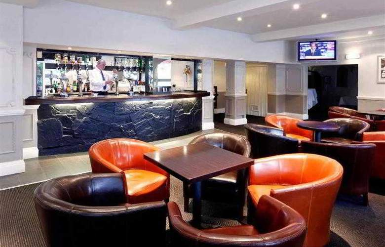 Mercure Wolverhampton Goldthorn Hotel - Hotel - 12