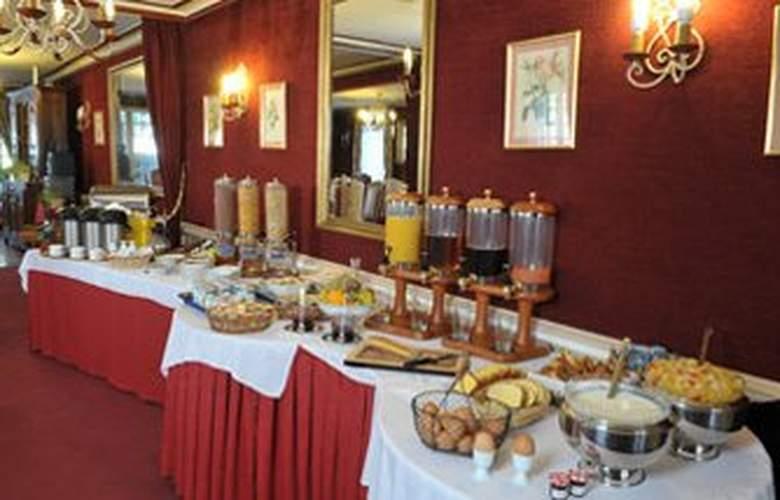 Best Western Hotel Montgomery - Meals - 2