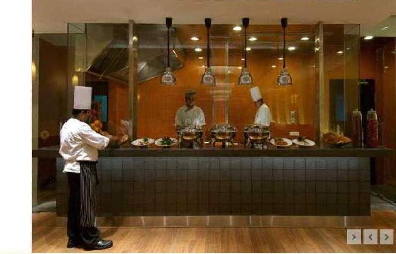 The Gateway Hotel Residency Road Bangalore - Restaurant - 9