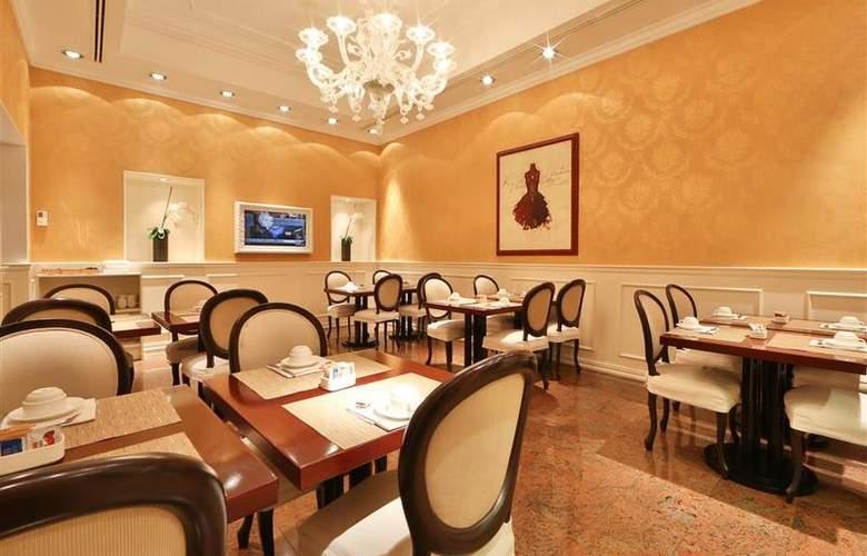 Best Western Hotel Felice Casati - Restaurant - 78