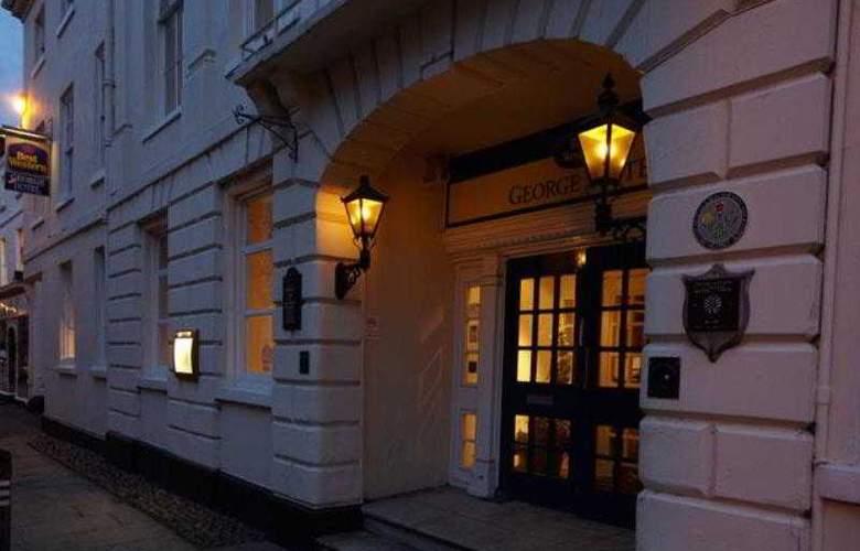 Best Western George Hotel Lichfield - Hotel - 23