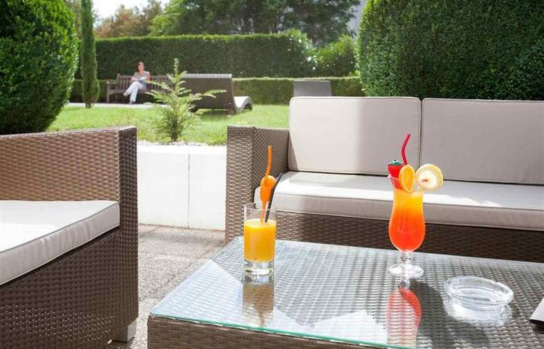 Mercure Grand Hotel Grenoble President - Hotel - 52