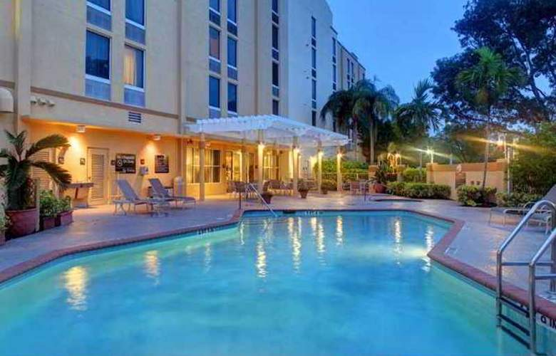 Hampton Inn Ft. Lauderdale West Pembroke Pines - Hotel - 4