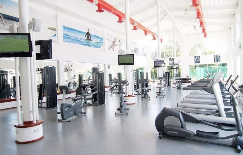 Sandos Playacar Beach Experience Resort - Sport - 21
