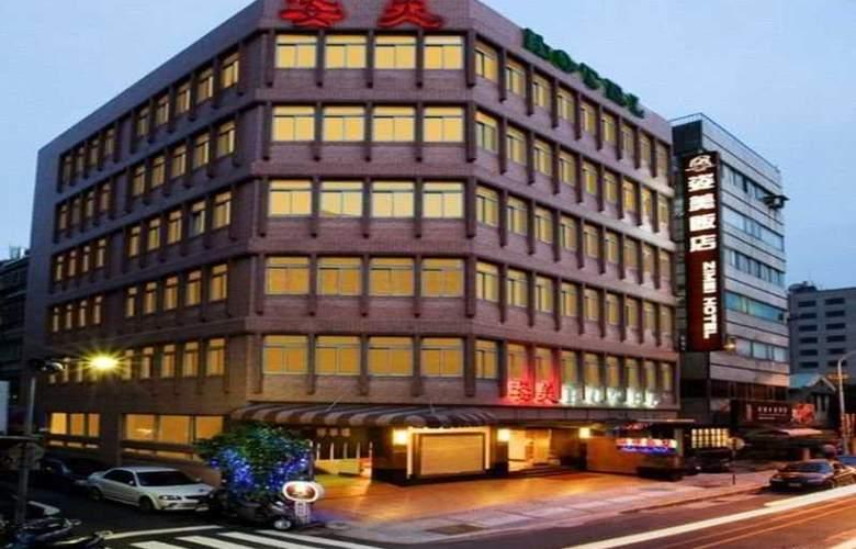 Zimei Business Hotel Taipei - Hotel - 0