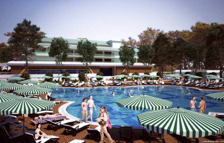 Nirvana Lagoon Villas Suites & Spa - Pool - 9