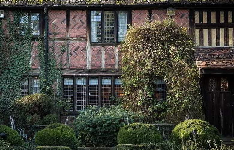 Langshott Manor - Hotel - 6