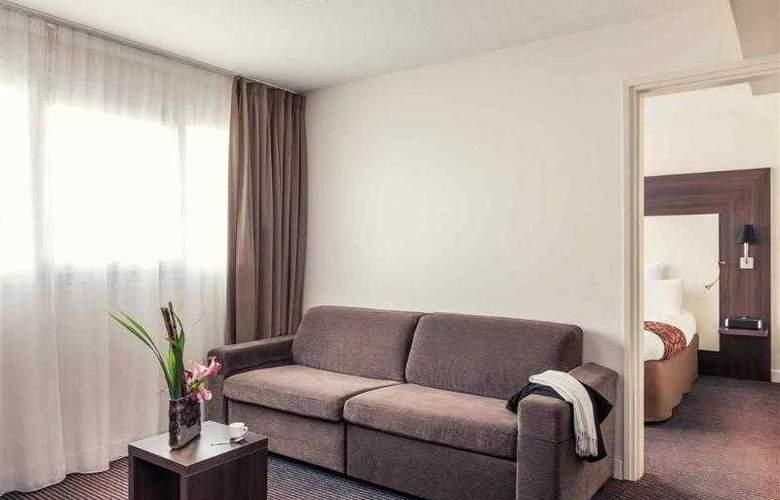 Mercure Paris Porte d'Orléans - Hotel - 21
