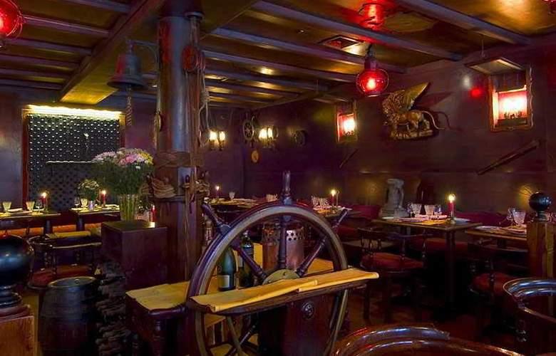 Saturnia and International - Restaurant - 8