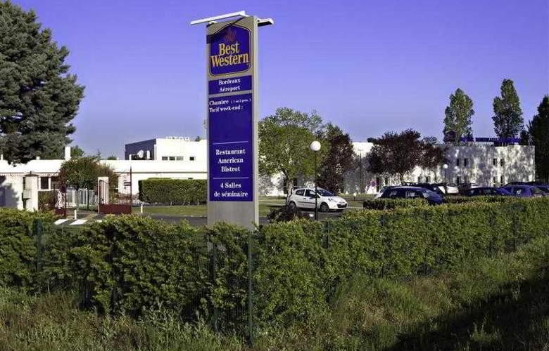 Best Western Bordeaux Aeroport - Hotel - 48