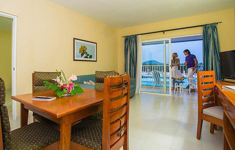 Costa Verde Plus Beach Resort - Room - 9