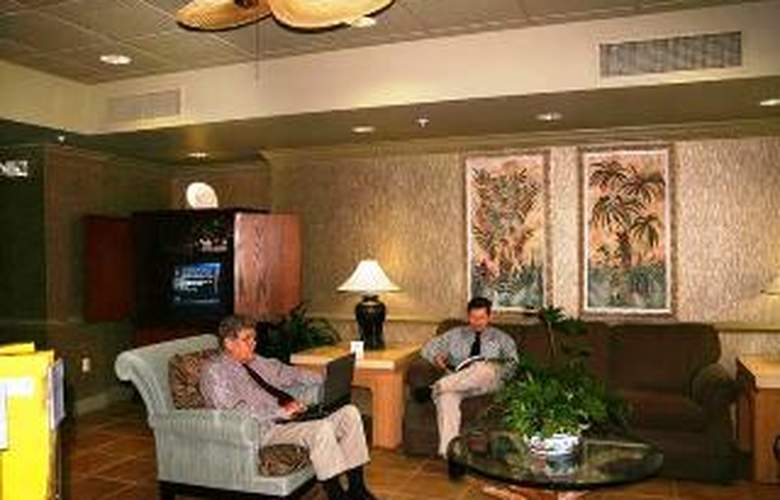 Hampton Inn St. Simons Island - General - 1