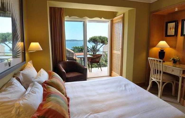 Best Western Hotel Montfleuri - Hotel - 35