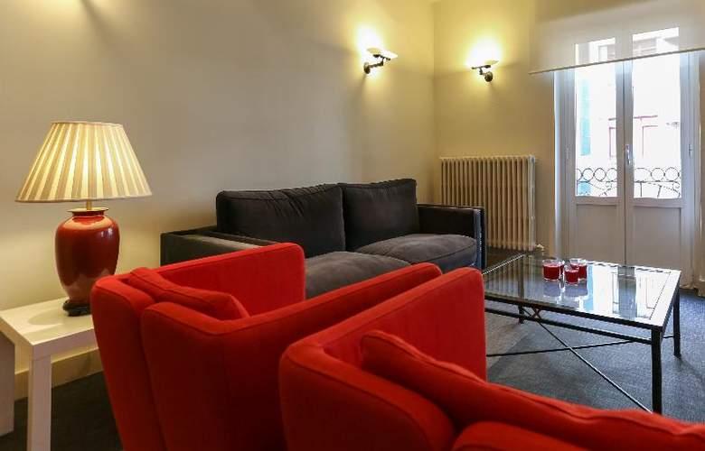 Sercotel Leyre - Hotel - 11