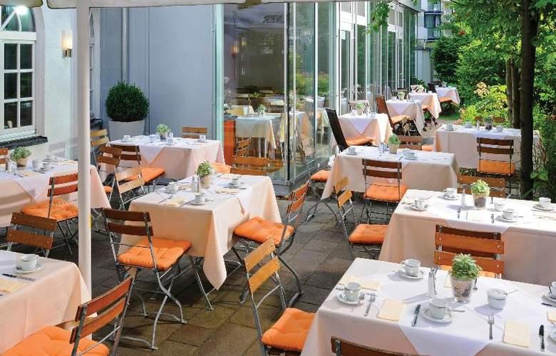 Leonardo Hotel & Residenz Muenchen - Terrace - 30