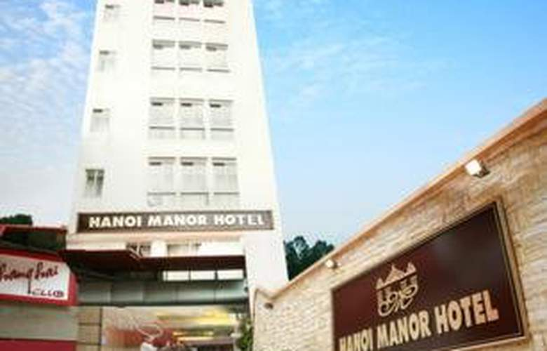 Hanoi Manor - Hotel - 0