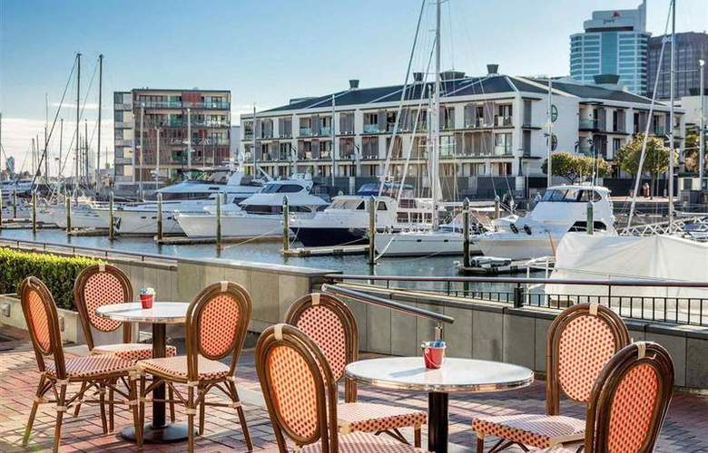 Sofitel Viaduct Harbour - Restaurant - 94