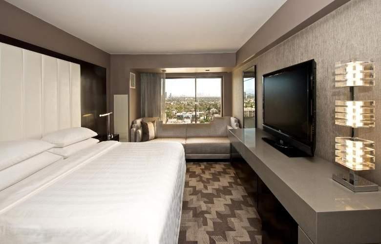 Beverly Hills Marriott - Room - 26