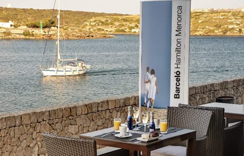 Barceló Hamilton Menorca - AdultsOnly - Restaurant - 39