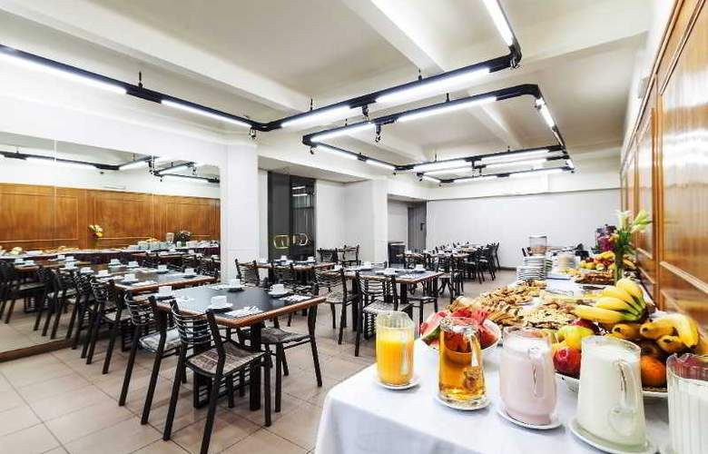 Catalinas Suites - Restaurant - 9