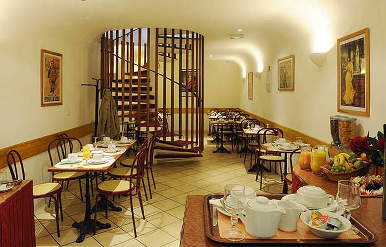 Auriane Porte de Versailles - Restaurant - 3